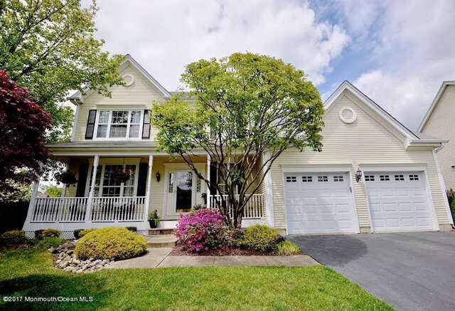 Single Family for Sale at 18 Rachael Dr Morganville, New Jersey 07751 United States