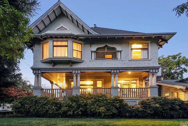 Single Family for Sale at 610 Humboldt Street Santa Rosa, California 95404 United States