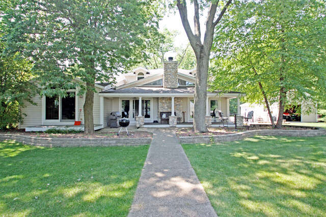 Home Listing at 500 Bally Road, MCHENRY, IL