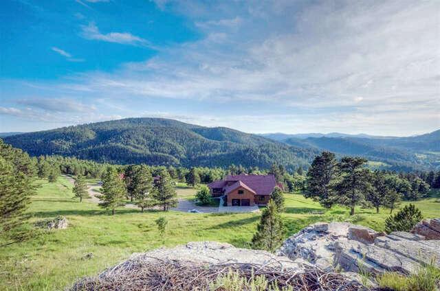 Single Family for Sale at Crook Mountain Rd Whitewood, South Dakota 57793 United States