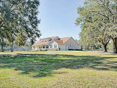 Single Family for Sale at 12662 NW 160th Avenue Morriston, Florida 32668 United States