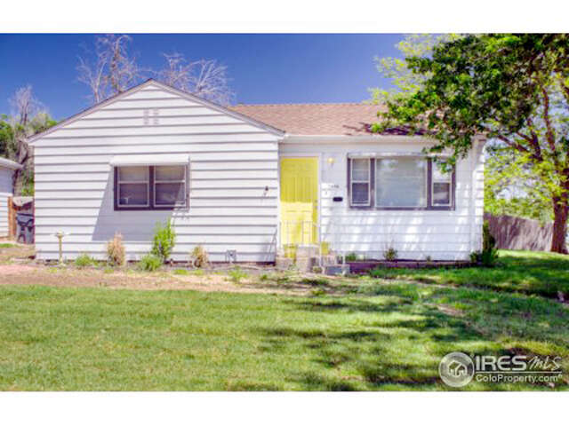 Real Estate for Sale, ListingId:45547822, location: 2436 16th Ave Greeley 80631