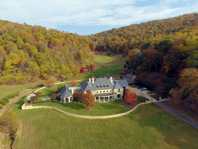 Single Family for Sale at 5600 Turkey Sag Road Keswick, Virginia 22947 United States