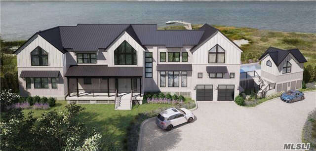 Single Family for Sale at 102 Dune Rd Westhampton Beach, New York 11978 United States