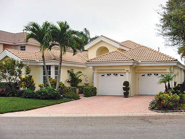 Single Family for Sale at 426 Eagleton Cove Way Palm Beach Gardens, Florida 33418 United States