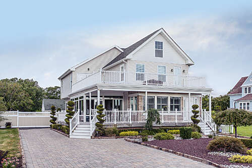 Single Family for Sale at 510 Neptune Avenue Long Branch, New Jersey 07740 United States