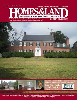 HOMES & LAND Magazine Cover. Vol. 11, Issue 06, Page 8.