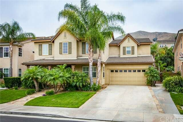 Single Family for Sale at 17087 Noble View Circle Riverside, California 92503 United States