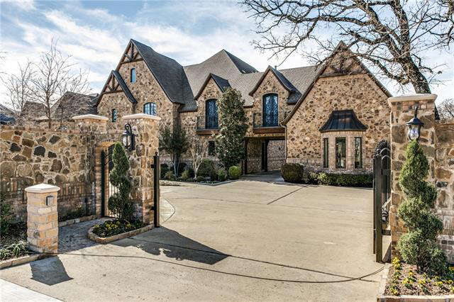Single Family for Sale at 2280 N Peytonville Avenue Southlake, Texas 76092 United States