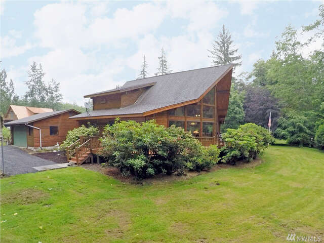 Single Family for Sale at 413 Hilstrom Rd Port Angeles, Washington 98363 United States