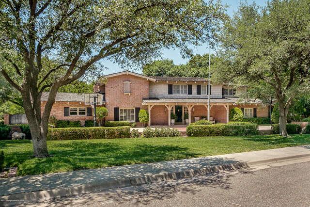 Single Family for Sale at 2814 Bonham S St Amarillo, Texas 79109 United States