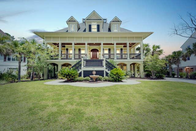 Single Family for Sale at 2192 Beckenham Drive Mount Pleasant, South Carolina 29466 United States