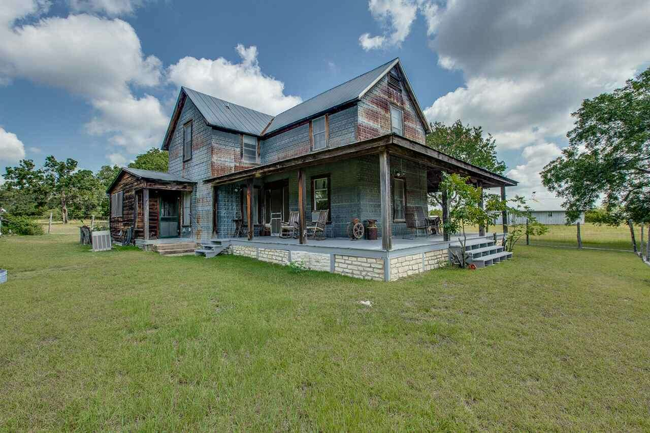 Single Family for Sale at 12913 Hwy 281 Round Mountain, Texas 78663 United States