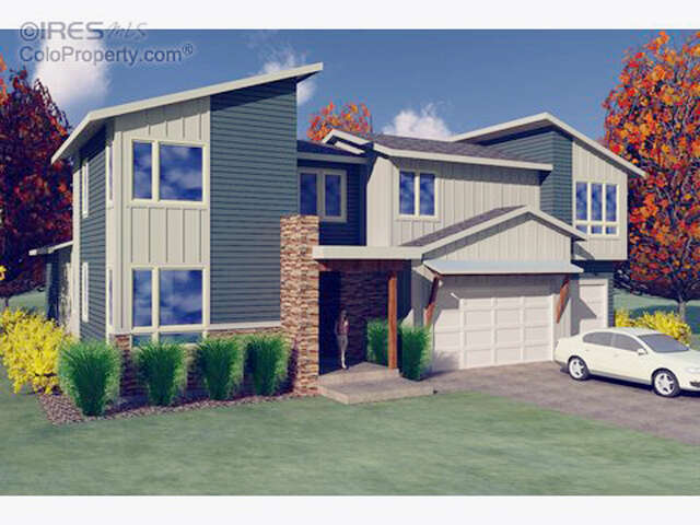Single Family for Sale at 1045 Linden Gate Ct Fort Collins, Colorado 80524 United States