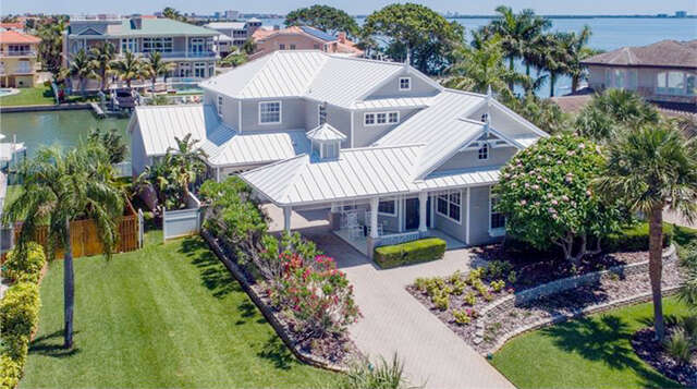 Single Family for Sale at 107 11th Street E St. Petersburg, Florida 33715 United States