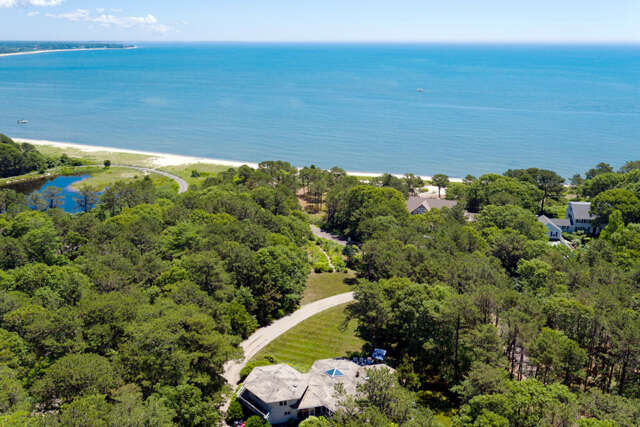 Single Family for Sale at 25 Vineyard Road Cotuit, Massachusetts 02635 United States