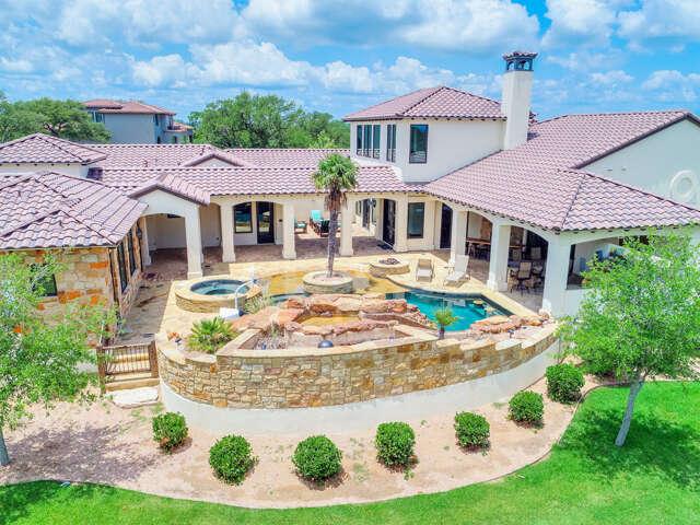 Single Family for Sale at 128 Nightshade Horseshoe Bay, Texas 78657 United States
