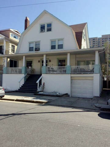 Single Family for Sale at 103 S Frankfort Ventnor, New Jersey 08406 United States