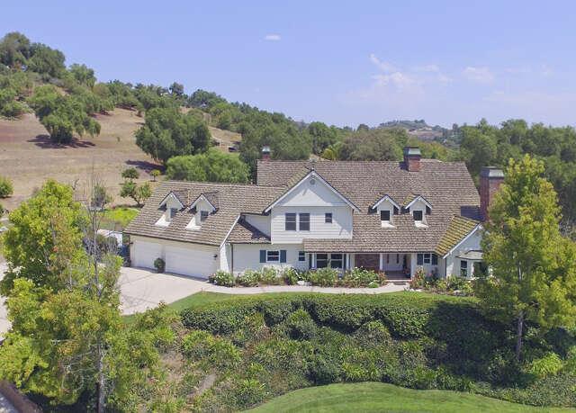 Single Family for Sale at 11391 Glenside Lane Santa Rosa Valley, California 93012 United States
