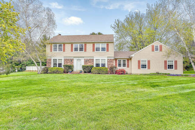 Single Family for Sale at 45 Blevins Avenue Middletown, New Jersey 07748 United States