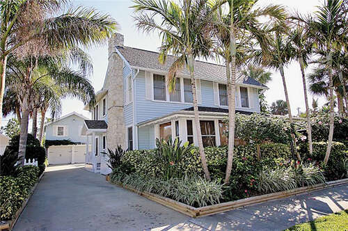 Single Family for Sale at 719 Eldorado Avenue Clearwater Beach, Florida 33767 United States