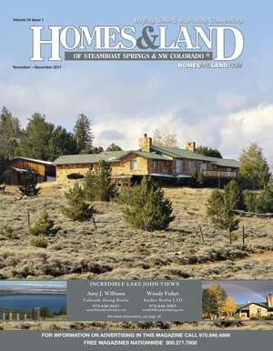 Homes & Land of Steamboat Springs & NW Colorado