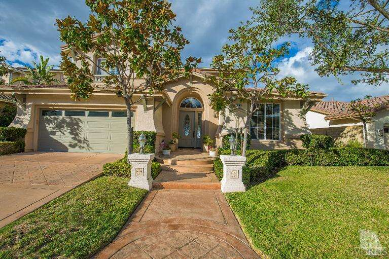 Single Family for Sale at 4563 Via Del Rancho Newbury Park, California 91320 United States