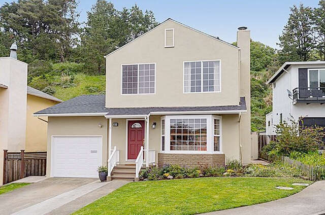 Single Family for Sale at 27 Idlewild Ct Pacifica, California 94044 United States