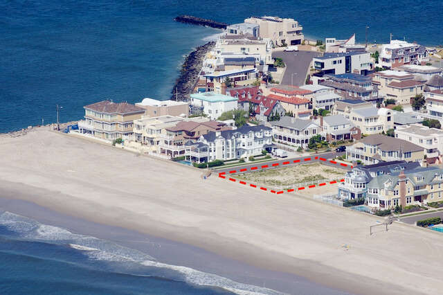 Investment for Sale at 1201 Beach Terrace Longport, New Jersey 08403 United States
