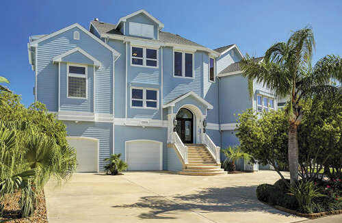 Single Family for Sale at 13507 Moyenne Place Galveston, Texas 77554 United States