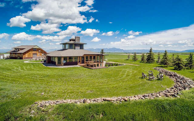 Single Family for Sale at 15135 Eagle Eye Way Gallatin Gateway, Montana 59730 United States
