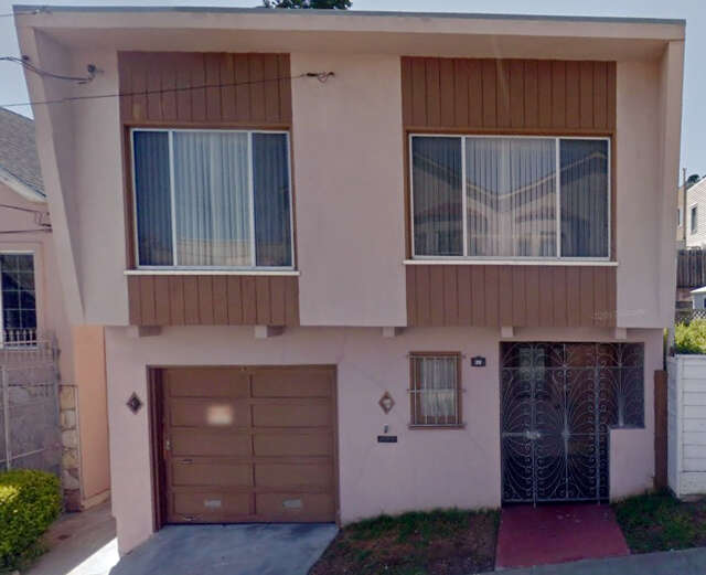 Single Family for Sale at 39 Faxon Ave San Francisco, California 94112 United States