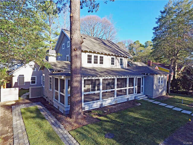 Single Family for Sale at 53 Columbia Avenue Rehoboth Beach, Delaware 19971 United States