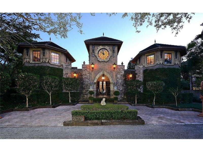 Single Family for Sale at 1608 Hudson Pointe Drive Sarasota, Florida 34236 United States