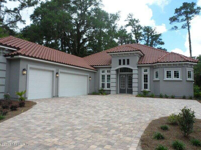 Single Family for Sale at 94084 Gull Point Pl Fernandina Beach, Florida 32034 United States