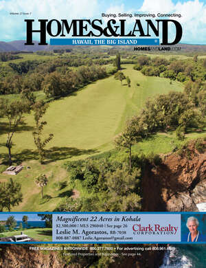 HOMES & LAND Magazine Cover. Vol. 27, Issue 07, Page 26.