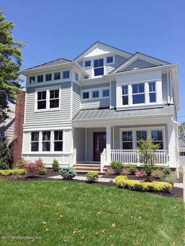 Single Family for Sale at 503 Philadelphia Blvd Sea Girt, New Jersey 08750 United States