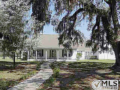 Single Family for Sale at 525 Taylor Monticello, Florida 32344 United States