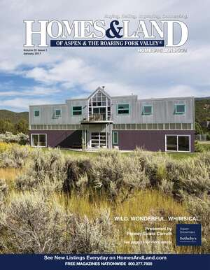 HOMES & LAND Magazine Cover. Vol. 31, Issue 01, Page 11.