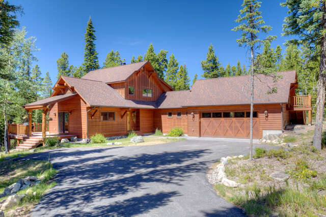 Single Family for Sale at 5 Beehive Basin Big Sky, Montana 59716 United States
