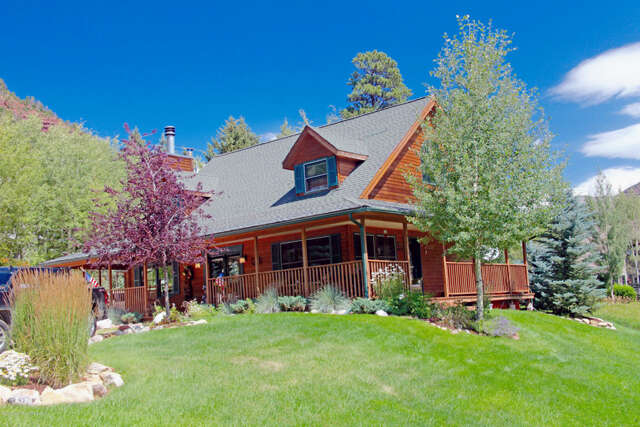 Single Family for Sale at 16 Chair Mountain Drive Redstone, Colorado 81623 United States