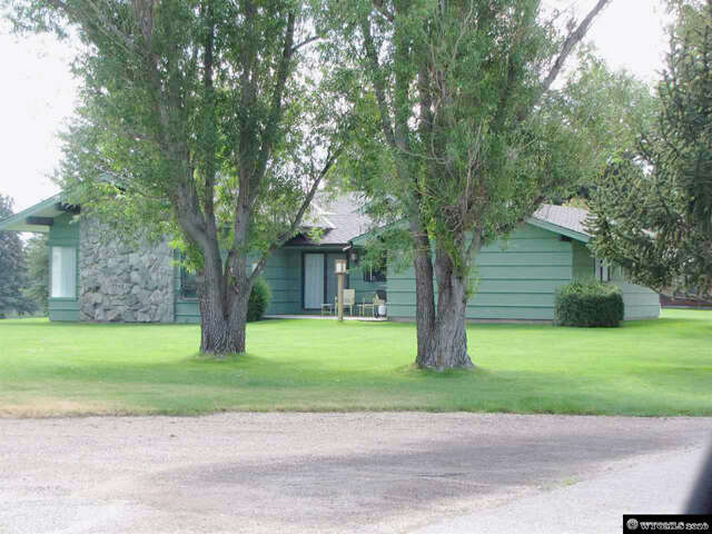 Single Family for Sale at 8 Ogallala North Saratoga, Wyoming 82331 United States