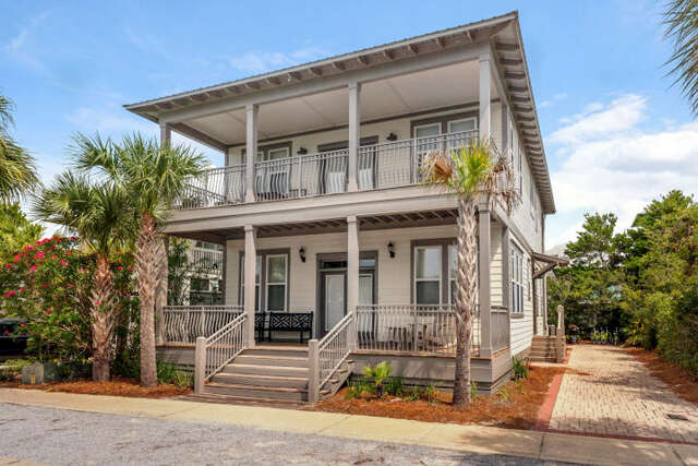 Single Family for Sale at 41 E Blue Crab Loop Inlet Beach, Florida 32461 United States