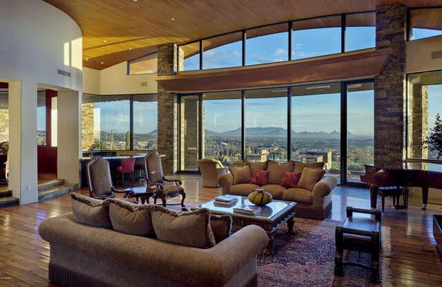Single Family for Sale at 9943 E Sterling Ridge Rd. Scottsdale, Arizona 85262 United States