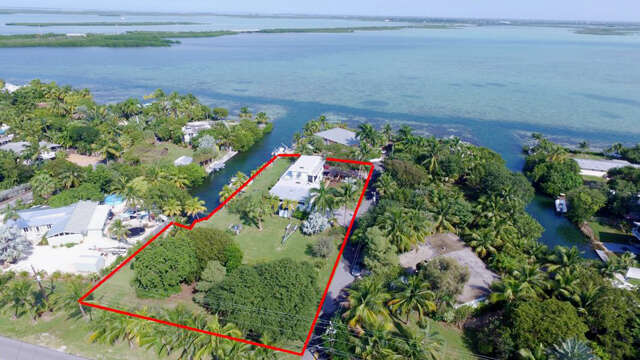 Single Family for Sale at 17221 Angelfish Drive Sugarloaf Key, Florida 33042 United States