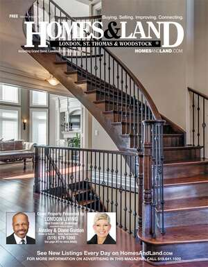 HOMES & LAND Magazine Cover. Vol. 09, Issue 12, Page 2.