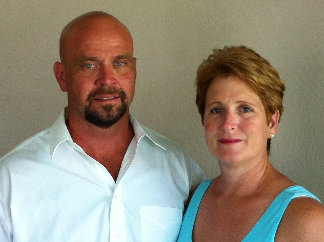 Debbie & Wayne Carter