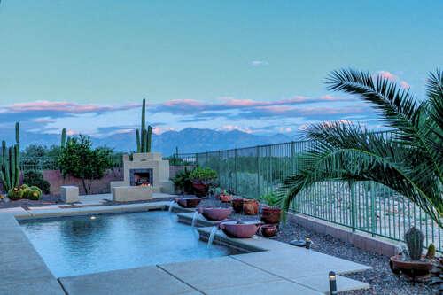 Single Family for Sale at 13261 N Heritage Club Place Marana, Arizona 85658 United States