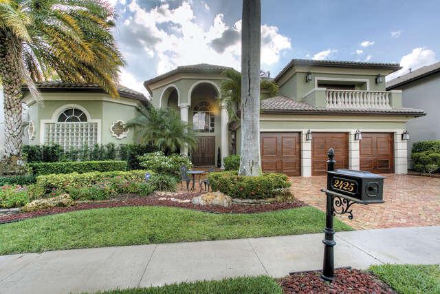Single Family for Sale at 2425 NW 49th Lane Boca Raton, Florida 33431 United States