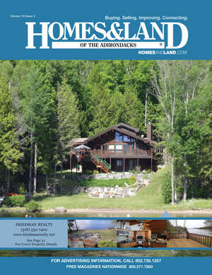 Homes & Land of the Adirondacks